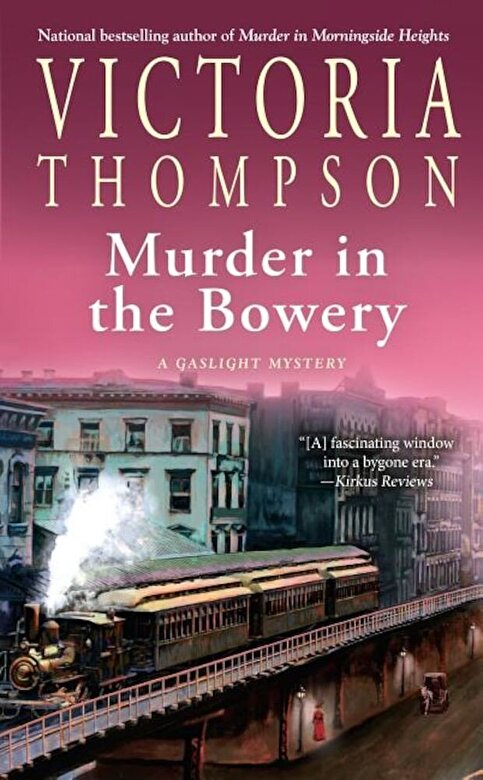 Victoria Thompson - Murder in the Bowery, Paperback -
