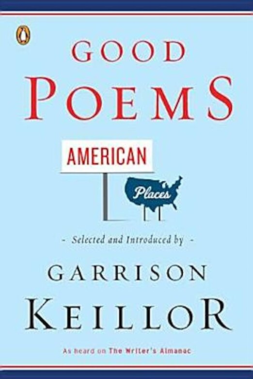 Various - Good Poems, American Places, Paperback -