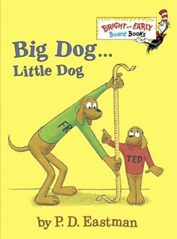 P. D. Eastman - Big Dog . . . Little Dog, Hardcover -