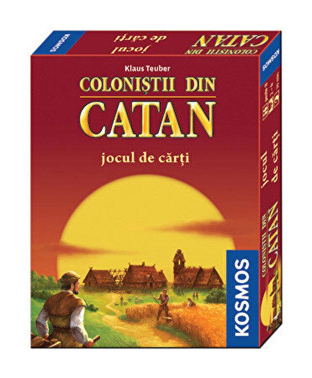 Kosmos - Colonistii din Catan - jocul rapid de carti -