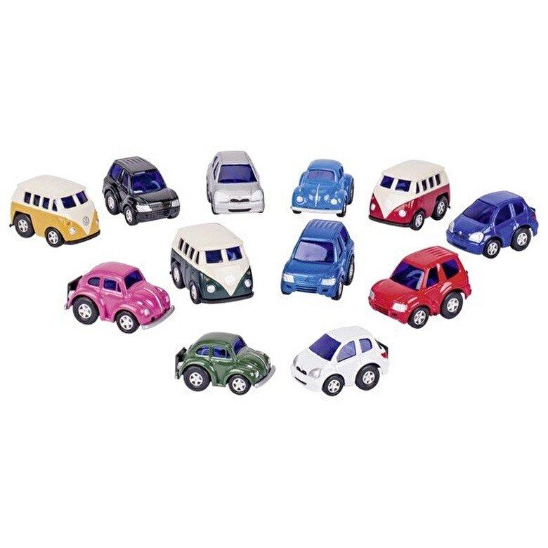 Goki - Masinuta Mini Racer II, 5 cm -