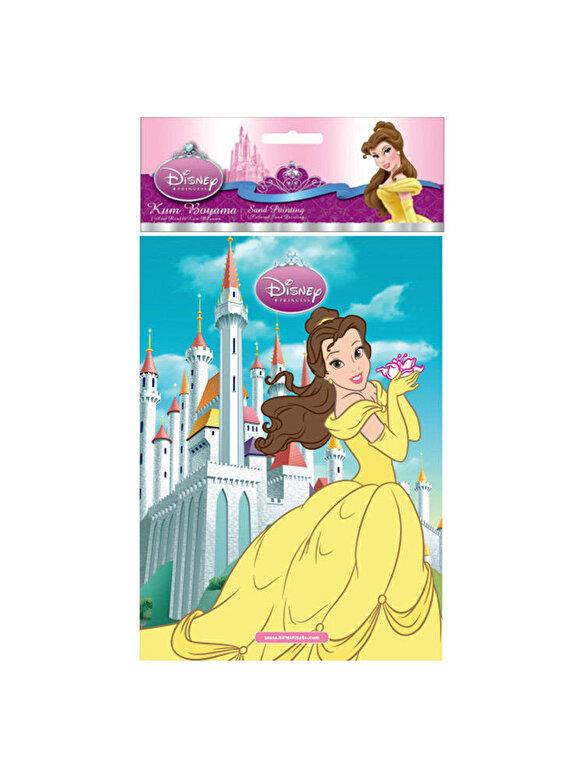 Red Castle - Plansa pictura nisip S, Belle cu floare -