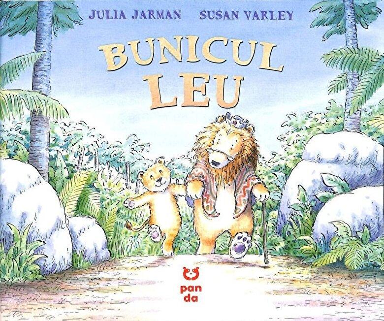 Julia Jarman, Susan Varley - Bunicul Leu -