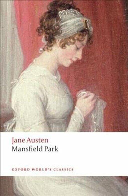 Jane Austen - Mansfield Park, Paperback -