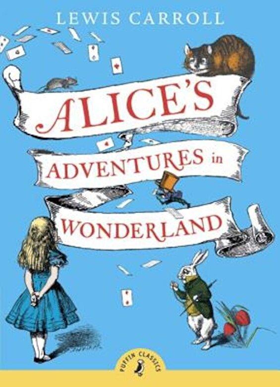 Lewis Carroll - Alice's Adventures in Wonderland, Paperback -