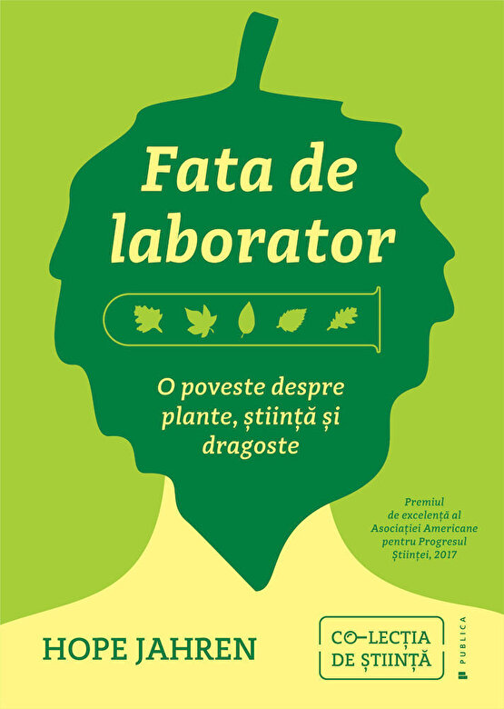 Hope Jahren - Fata de laborator -