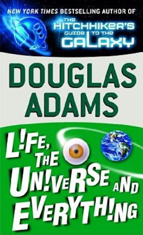 Douglas Adams - Life, the Universe and Everything, Paperback -