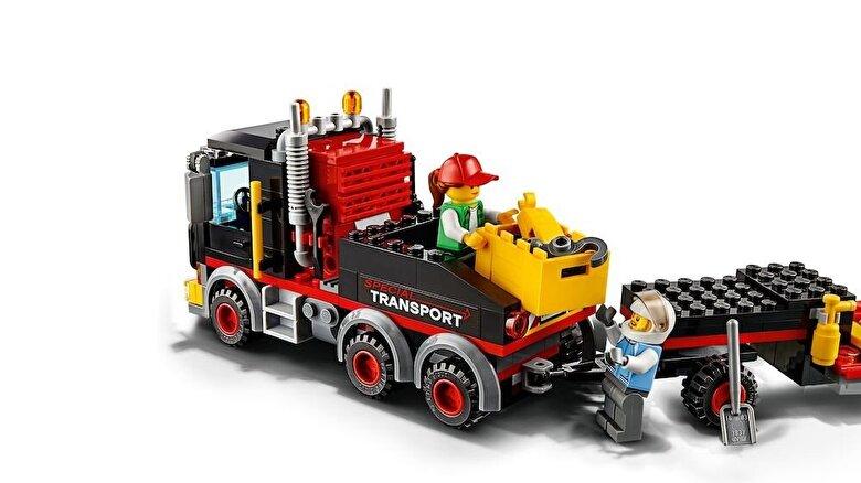 LEGO - LEGO City, Transport de incarcaturi grele 60183 -