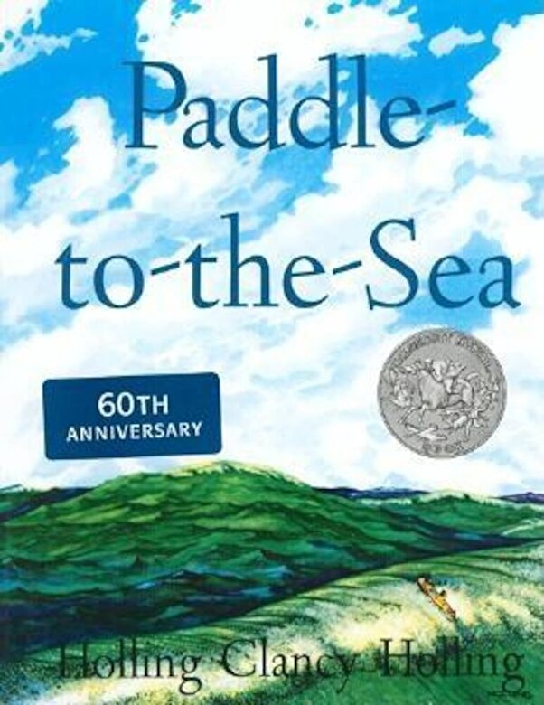 Holling Clancy Holling - Paddle-To-The-Sea, Paperback -