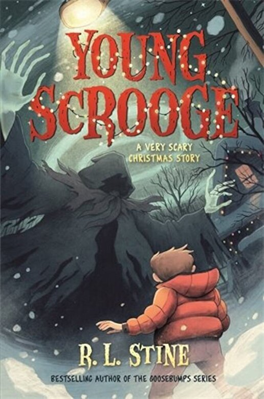 R. L. Stine - Young Scrooge: A Very Scary Christmas Story, Paperback -