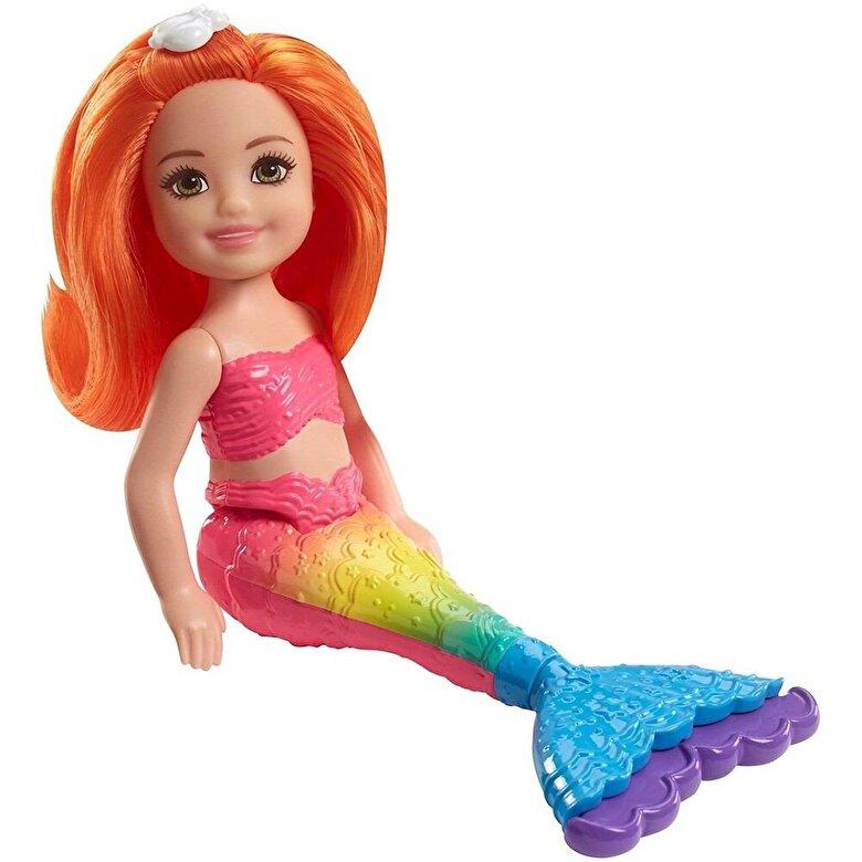 Barbie - Mini Papusa Barbie Dreamtopia Sirena -