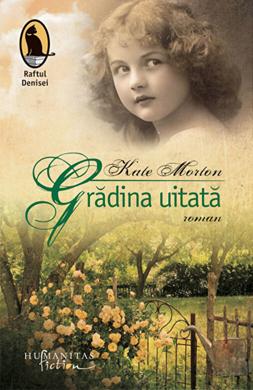 Kate Morton - Gradina uitata -