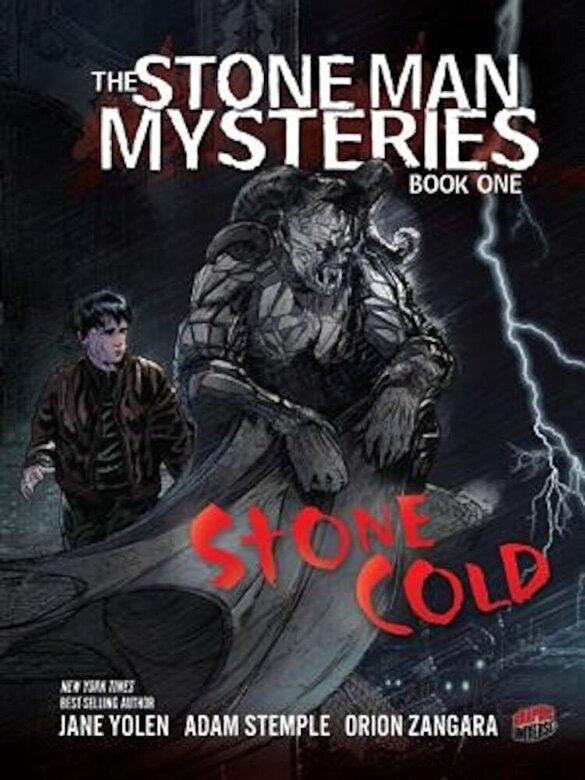 Jane Yolen - Stone Cold: Book 1, Paperback -