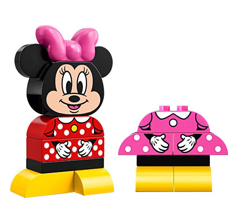 LEGO - LEGO DUPLO - Disney, Prima mea constructie Minnie 10897 -