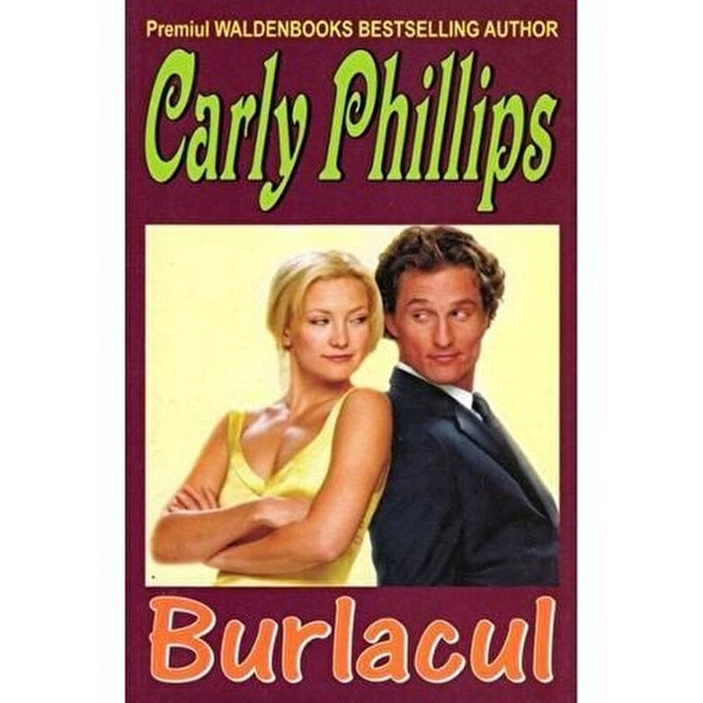 Carly Phillips - Burlacul -