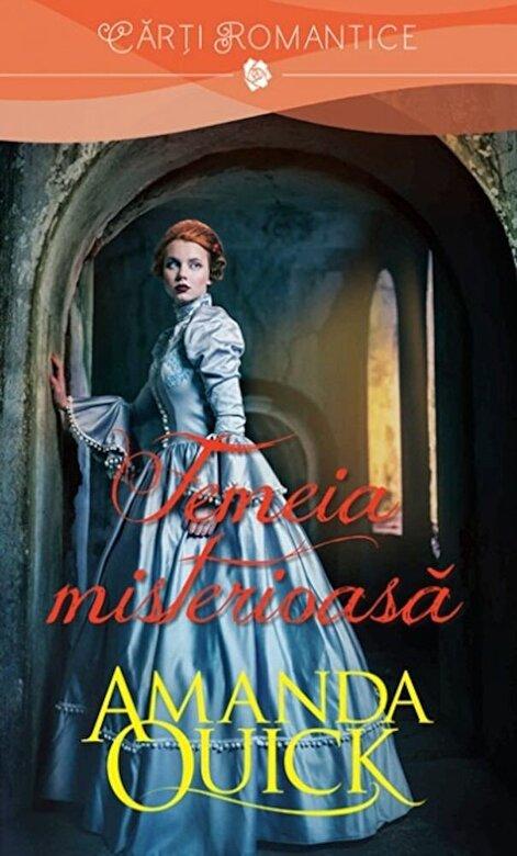 Amanda Quick - Femeia misterioasa -