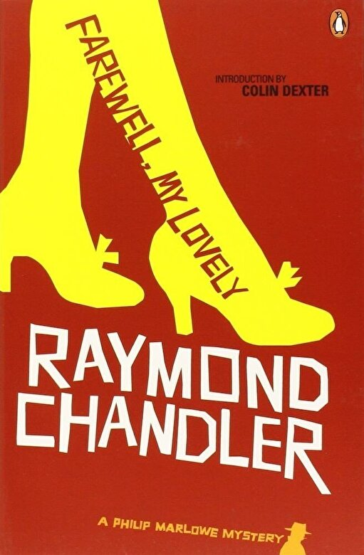 Raymond Chandler - Farewell, My Lovely -