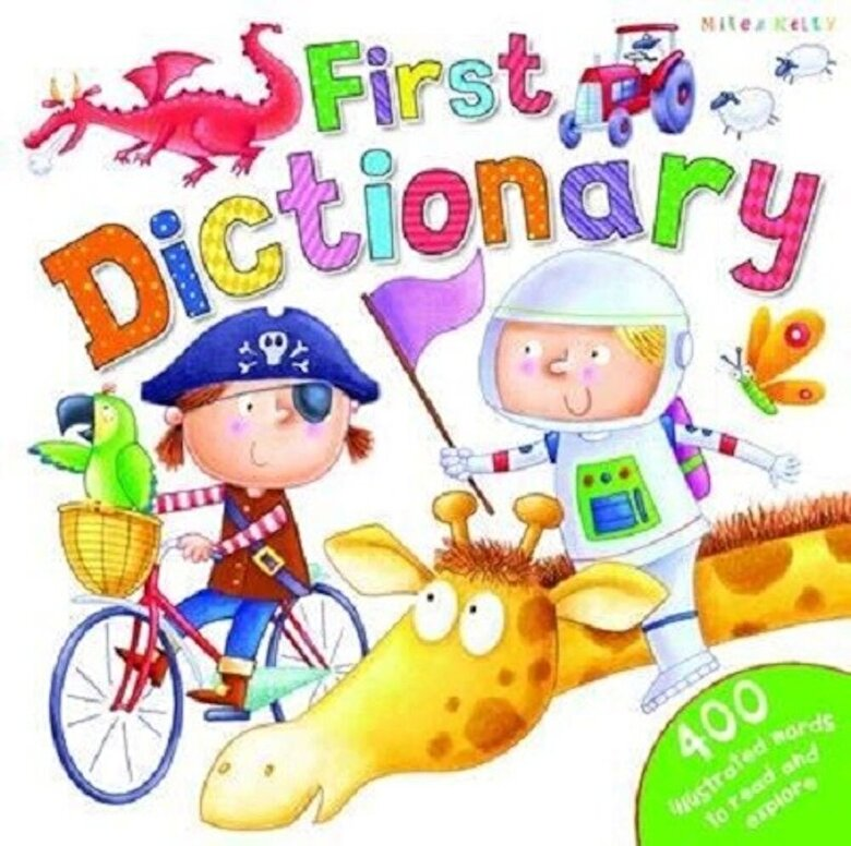 - First Dictionary (Big Book of Series) -