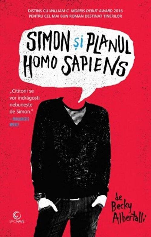Becky Albertalli - Simon si planul Homo Sapiens -
