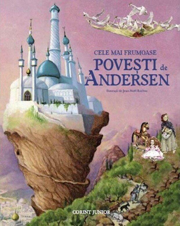 Hans Christian Andersen - Cele mai frumoase povesti de H.C. Andersen cartonat -