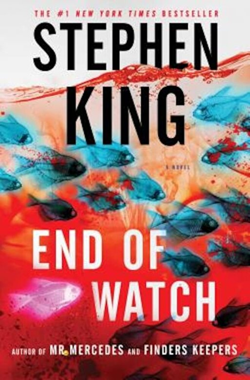 Stephen King - End of Watch, Hardcover -