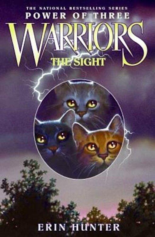Erin Hunter - Warriors: Power of Three #1: The Sight, Hardcover -