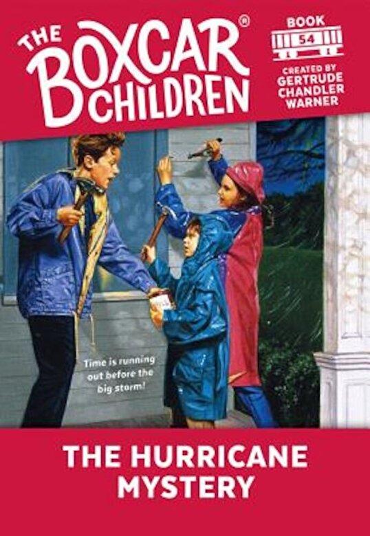 Gertrude Chandler Warner - The Hurricane Mystery, Paperback -