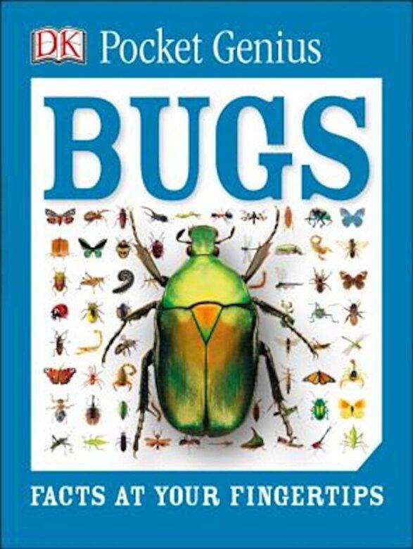 DK - Pocket Genius: Bugs, Paperback -