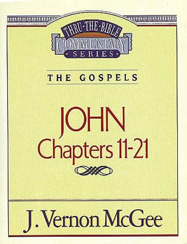 J. Vernon McGee - John II, Paperback -