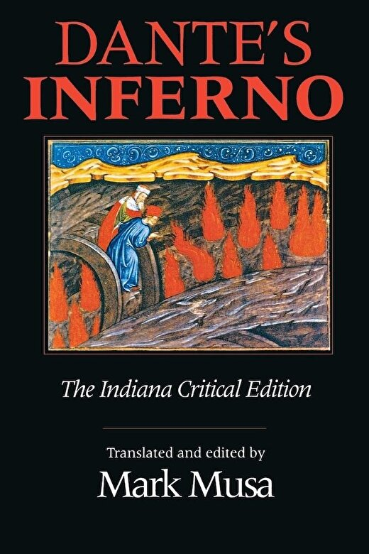 Dante Alighieri - Dante's Inferno, the Indiana Critical Edition, Paperback -
