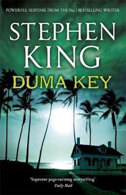 Stephen King - Duma Key, Paperback -