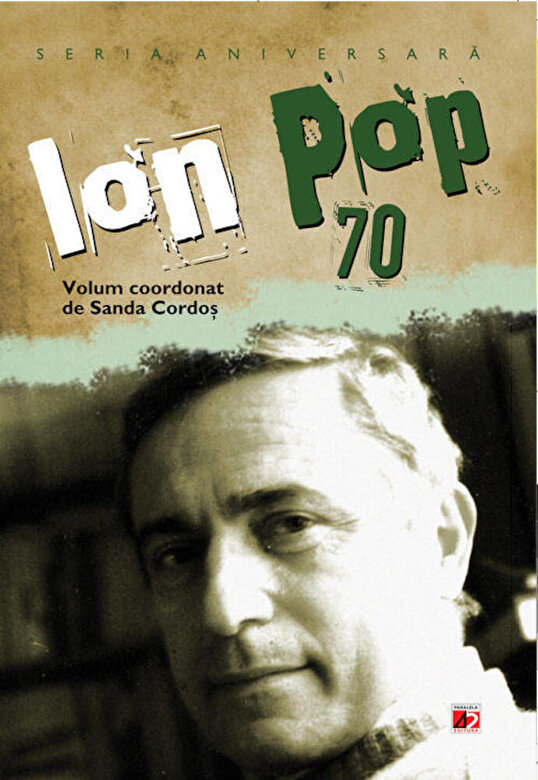 Sanda Cordos - Ion Pop 70 -
