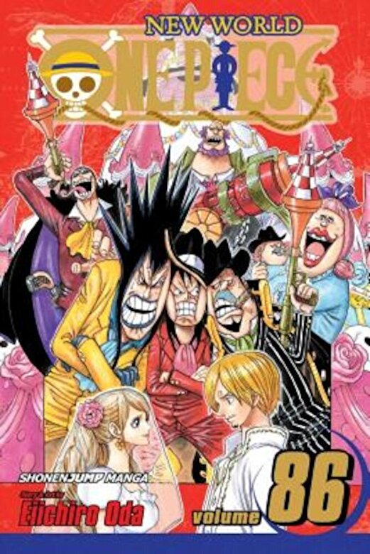 Eiichiro Oda - One Piece, Vol. 86, Paperback -