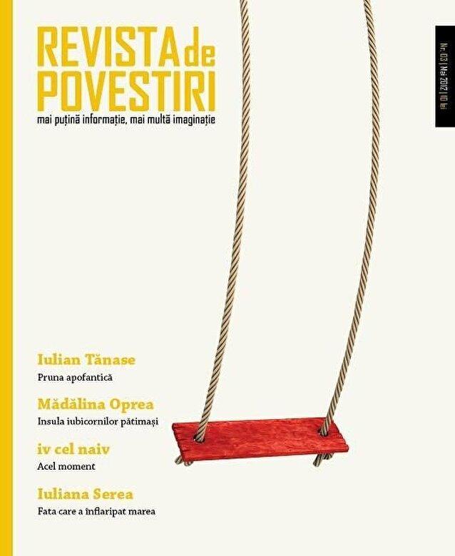 - Revista de Povestiri - Nr. 3, mai 2012 -