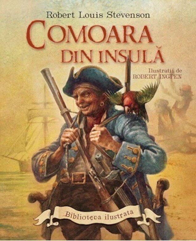 Robert Louis Stevenson - Comoara din insula -