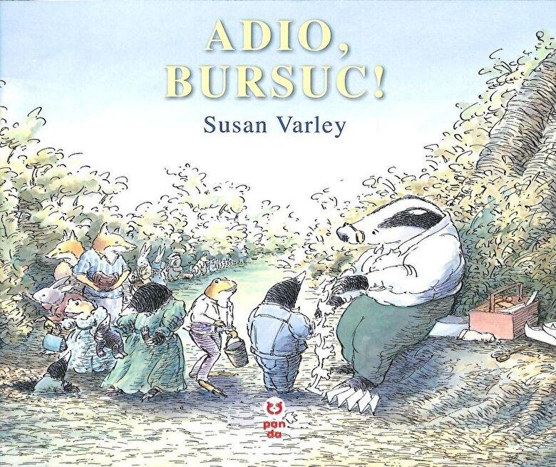 Susan Varley - Adio, Bursuc! -
