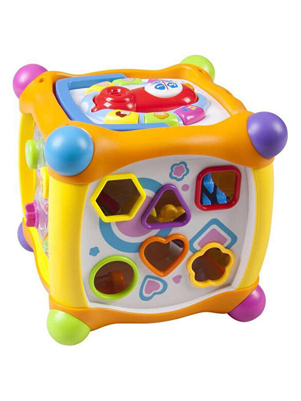 Momki - Jucarie activitati Cubul magic -