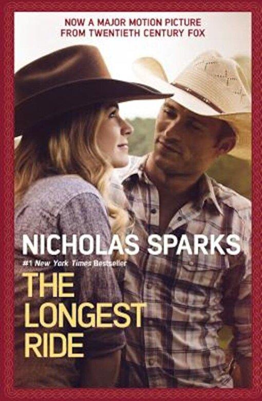 Nicholas Sparks - The Longest Ride, Paperback -