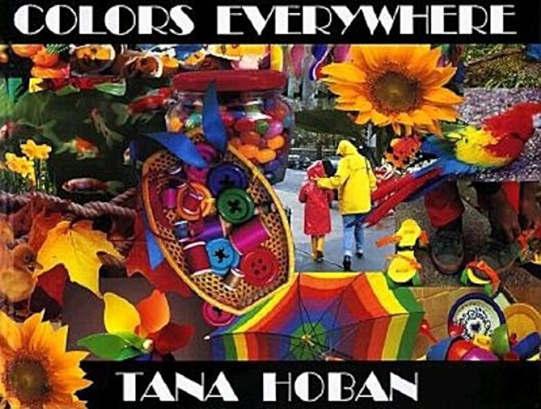 Tana Hoban - Colors Everywhere, Hardcover -