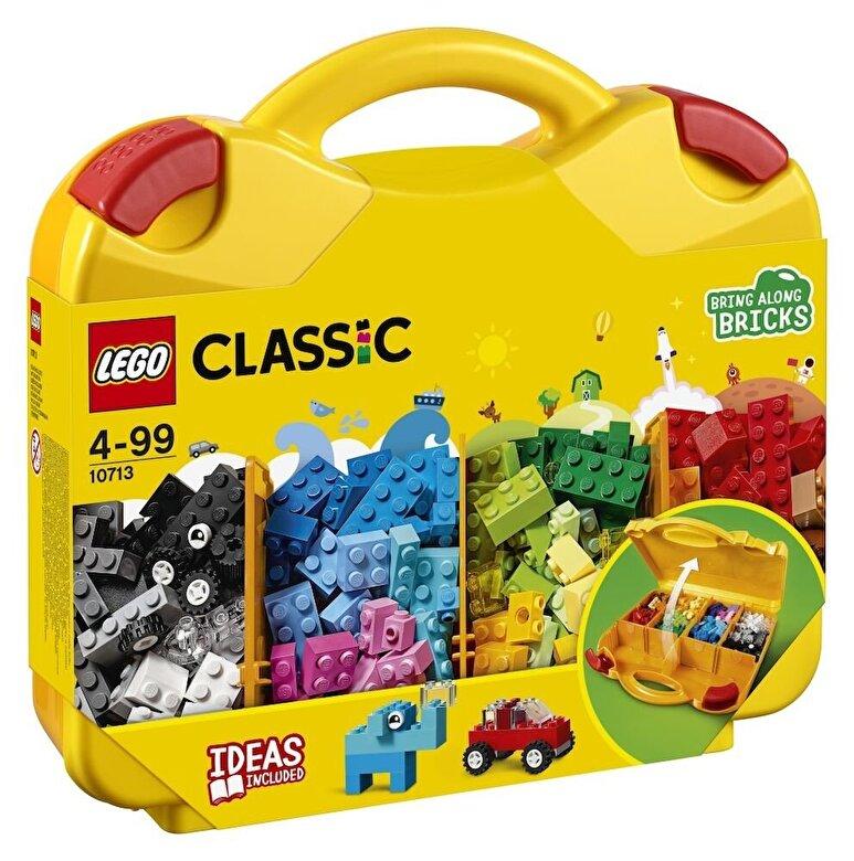 LEGO - LEGO Classic, Valiza creativa 10713 -