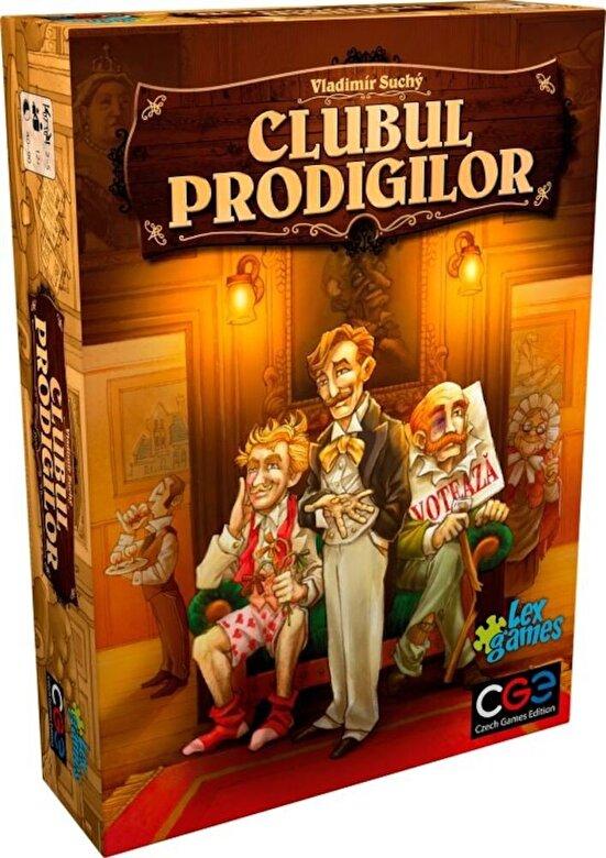 Lex Games - Joc Clubul Prodigilor -