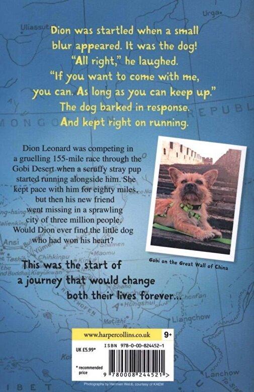 Dion Leonard - Finding Gobi (Younger Readers edition), Paperback -