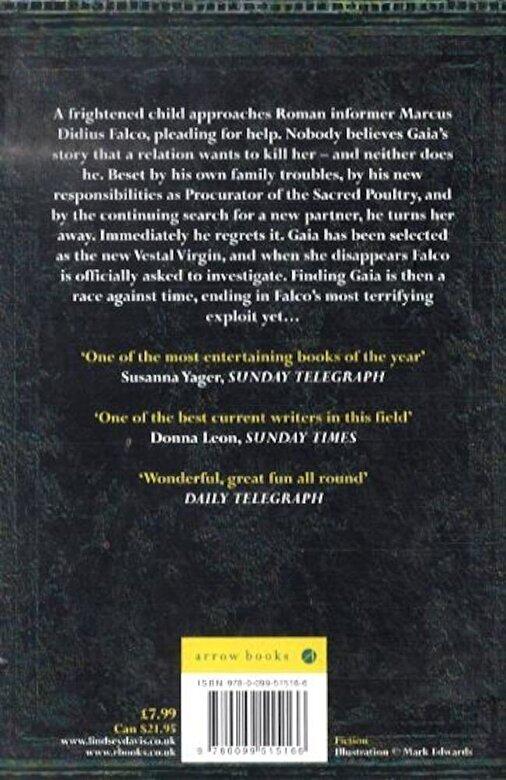 Lindsey Davis - One Virgin Too Many, Paperback -