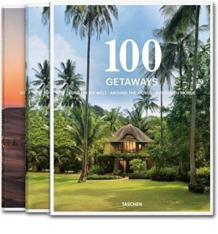 Margit J. Mayer - 100 Getaways Around the World -