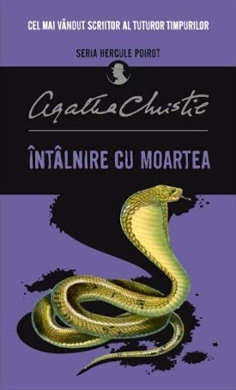 Agatha Christie - Intalnire cu moartea (Hercule Poirot) -