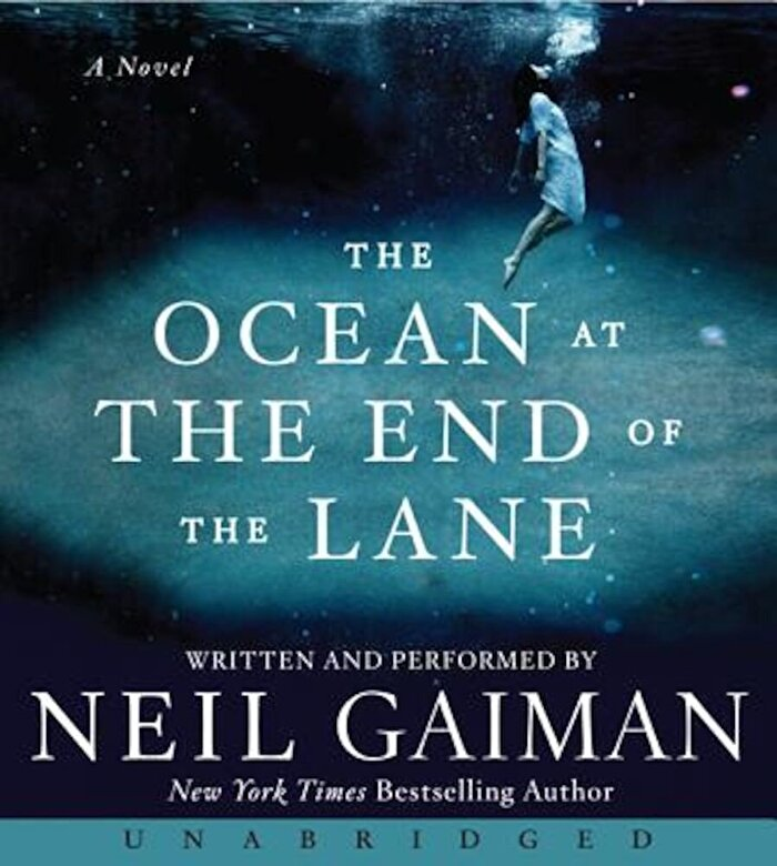 Neil Gaiman - The Ocean at the End of the Lane CD, Audiobook -