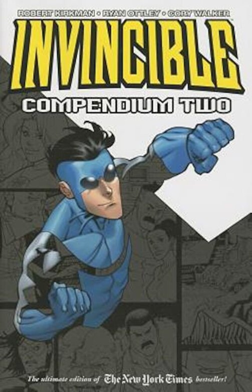 Robert Kirkman - Invincible Compendium, Volume Two, Paperback -