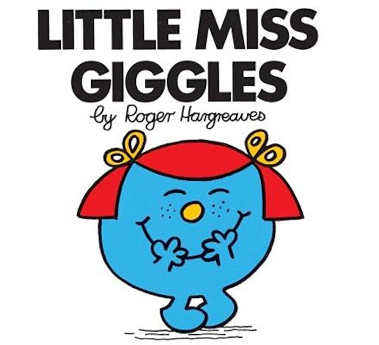 Roger Hargreaves - Little Miss Giggles, Paperback -