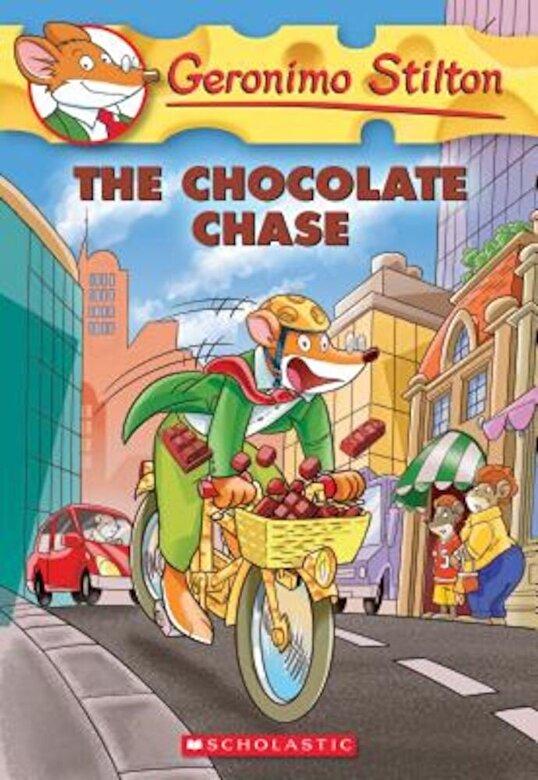 Geronimo Stilton - The Chocolate Chase, Paperback -