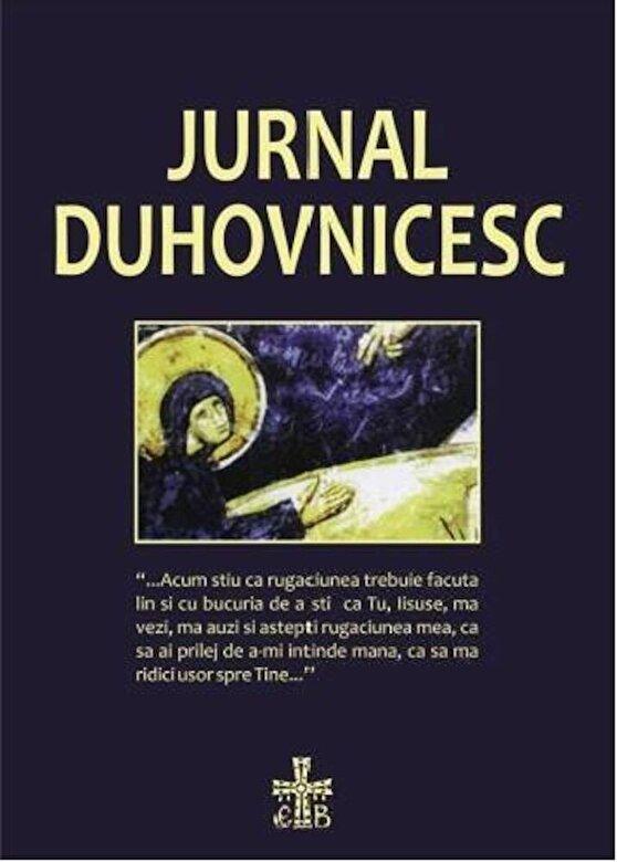 - Jurnal duhovnicesc -